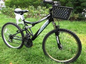 Ladies comfort bike
