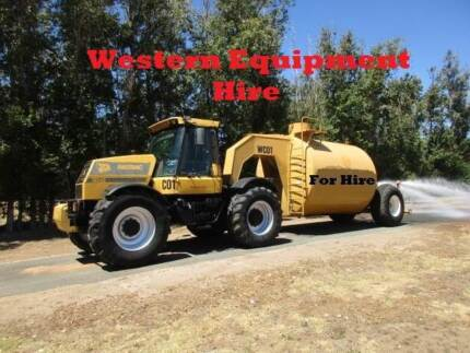 FASTRAC WATER CART DINOSAUR FOR DRY HIRE