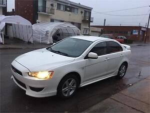 2009 MITSUBISHI LANCER- automatic- 125 000km- IMPECABLE- 6400$
