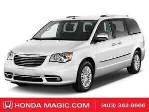 2009 Chrysler Town & Country Limited|NAVIGATION|REMOTE START|DVD