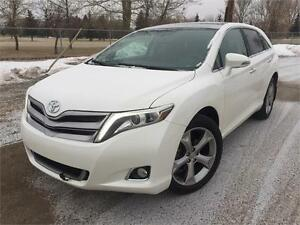 2014 Toyota Venza V6 *ONE OWNER!!*