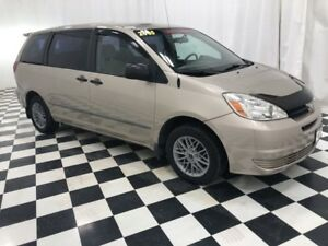 2005 Toyota Sienna CE - CYV Wholesale As-Traded