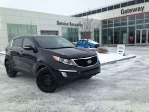 2014 Kia Sportage EX Heated Seats, Bluetooth, Keyless Entry, Hoo