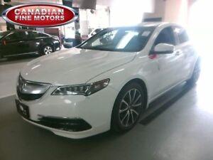 2015 Acura TLX SH-AWD|V6|ONE OWNER