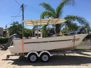Polycraft 6m Centre Console Yamaha F115 Buderim Maroochydore Area Preview