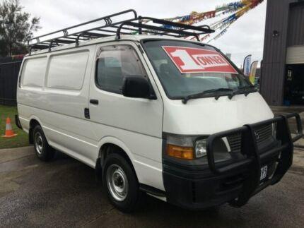 2002 Toyota Hiace RZH103R 5 Speed Manual Van