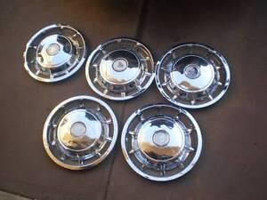 hk ht hg premier hubcaps x 5 Davoren Park Playford Area Preview
