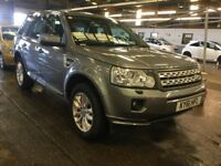 LAND ROVER FREELANDER 2.2 SD4 HSE 5d AUTO 190 BHP (grey) 2011