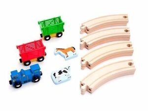Melissa & Doug Farm Animal Train Set - Brand new Kitchener / Waterloo Kitchener Area image 3