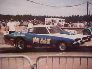 DRAG CAR OR PRO STREET 69 CUDA  RACE READY