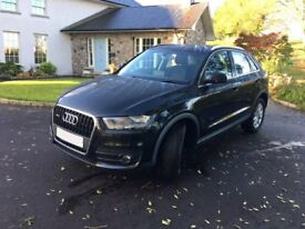 2013 Audi Q3 SE TDI QUATTRO S-A FOR SALE IN IMMACULATE CONDITION