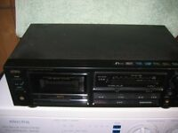 Aiwa Stereo Cassette Tape Deck
