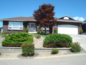 SALMON ARM - LAKEVIEW HOME FOR SALE