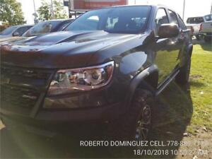 2018 Chevrolet Colorado 4WD ZR2 V6 Cylinder Engine 3.6L