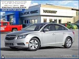 2014 Chevrolet Cruze 1LT - $8/Day - Automatic - Cruise Control