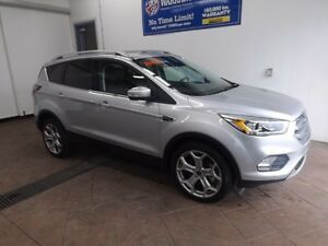 2017 Ford Escape Titanium AWD LEATHER NAVI SUNROOF