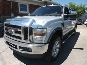 2008 Ford Super Duty F-350 DIESEL Lariat