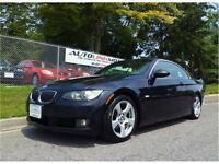 BMW 328Ci HARD TOP CONVERTIBLE*BLACK ON BEAUTIFUL BEIGE LEATHER