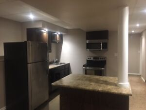 Available December 1.  Two bedroom basement suite.