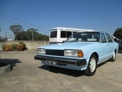 1983 Datsun Bluebird Datsun Bluebird 3 Speed Automated Sedan Birkdale Redland Area Preview