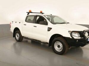 2018 Ford Ranger PX MkIII MY19 XL 3.2 (4x4) Cool White 6 Speed Automatic Double Cab Pickup Bibra Lake Cockburn Area Preview