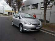 2008 Honda Jazz MY06 VTi Silver 7 Speed CVT Auto Sequential Hatchback Burwood Whitehorse Area Preview