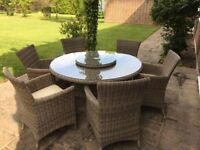 rattan garden table, Rattan garden furniture