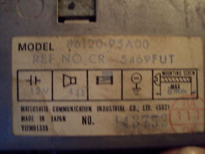 Auto, Car, Cassette, 8 Track Player, Graphic Equalizer,Old Radio Strathcona County Edmonton Area image 9