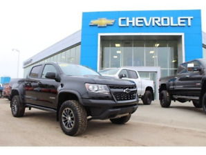 2019 Chevrolet Colorado 4WD ZR2 Diesel Call Bernie 780-938-1230