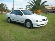 2002 Mitsubishi Magna TJ Executive 4 Speed Automatic Sedan Alberton Port Adelaide Area Preview