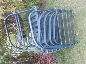 Metal Patio Recliner Chairs