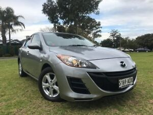 2009 Mazda 3 BL10F1 Maxx Sport Silver 6 Speed Manual Hatchback Somerton Park Holdfast Bay Preview