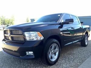2011 Ram 1500 Sport 4x4~Heated Leather~LOADED~Low as $99 B/W