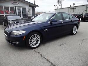 2011 BMW 5 Series 535i xDrive|NAVI|SUNROOF|LEATHER|NO ACCIDENTS