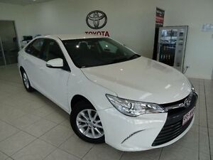 2015 Toyota Camry ASV50R Altise White 6 Speed Automatic Sedan Parramatta Park Cairns City Preview