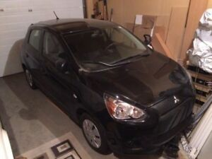 2015 Mitsubishi Mirage Hatchback For Sale