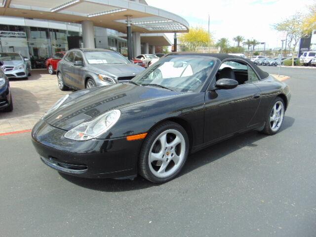Image 1 of Porsche: 911 CABRIOLET…