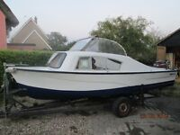 18ft Pleasure Fishing Boat