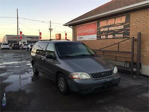 2002 Ford Windstar LX **RUNS AND DRIVES GREAT**AS IS SPECIAL