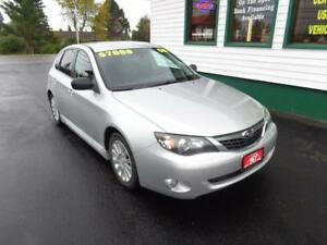 2008 Subaru Impreza 2.5i Sport ***AS TRADED***