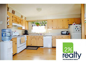 Affordable 3 Bdrm Home In Normandeau - Listed By 2% Inc.