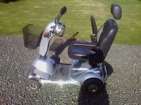 2009 Quingo Plus Mobility Scooter