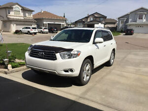 2008 Toyota Highlander LTD SUV, Crossover