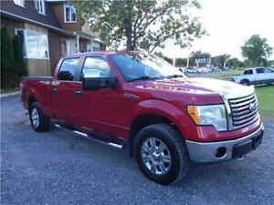 2010 FORD F-150 XLT 4X4 FLEX FUEL,SYSTEME SYNC,BLUETOOTH