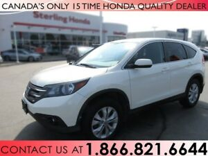 2014 Honda CR-V EX AWD | NO ACCIDENTS | 1 OWNER