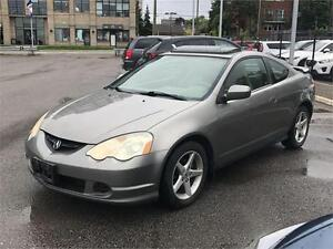 2003 Acura RSX Premium. Loaded, Leather, Ice Cold Air $2495