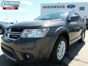 2015 Dodge Journey REAR DVD ENTERTAINMENT PACKAGE, HEATED SEATS,