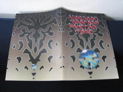 Anderson Wakeman Howe Japan Tour Book Ticket Stubs Yes