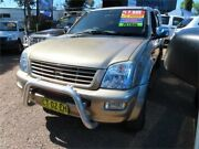 2005 Holden Rodeo RA MY05 LT Crew Cab 4x2 Gold 4 Speed Automatic Utility Minchinbury Blacktown Area Preview
