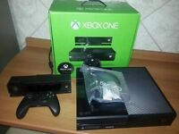 XBOX One 1TB Console - Original Box/Packaging incl game